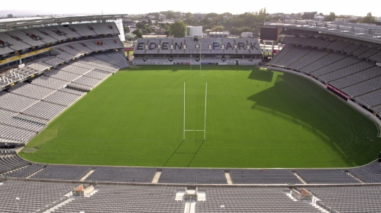 Sportsgrounds and Playgrounds Stand Empty During Coronavirus Lockdown